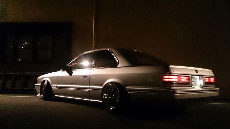Mie & Yukio's 1986 NissanLeopard