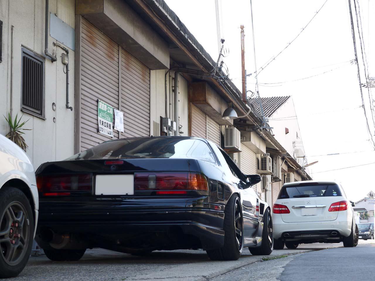 Yoo's Mazda RX7