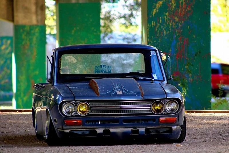 Luis' 1970 Datsun521