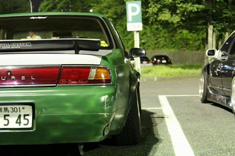 Toru's Nissan Laurel
