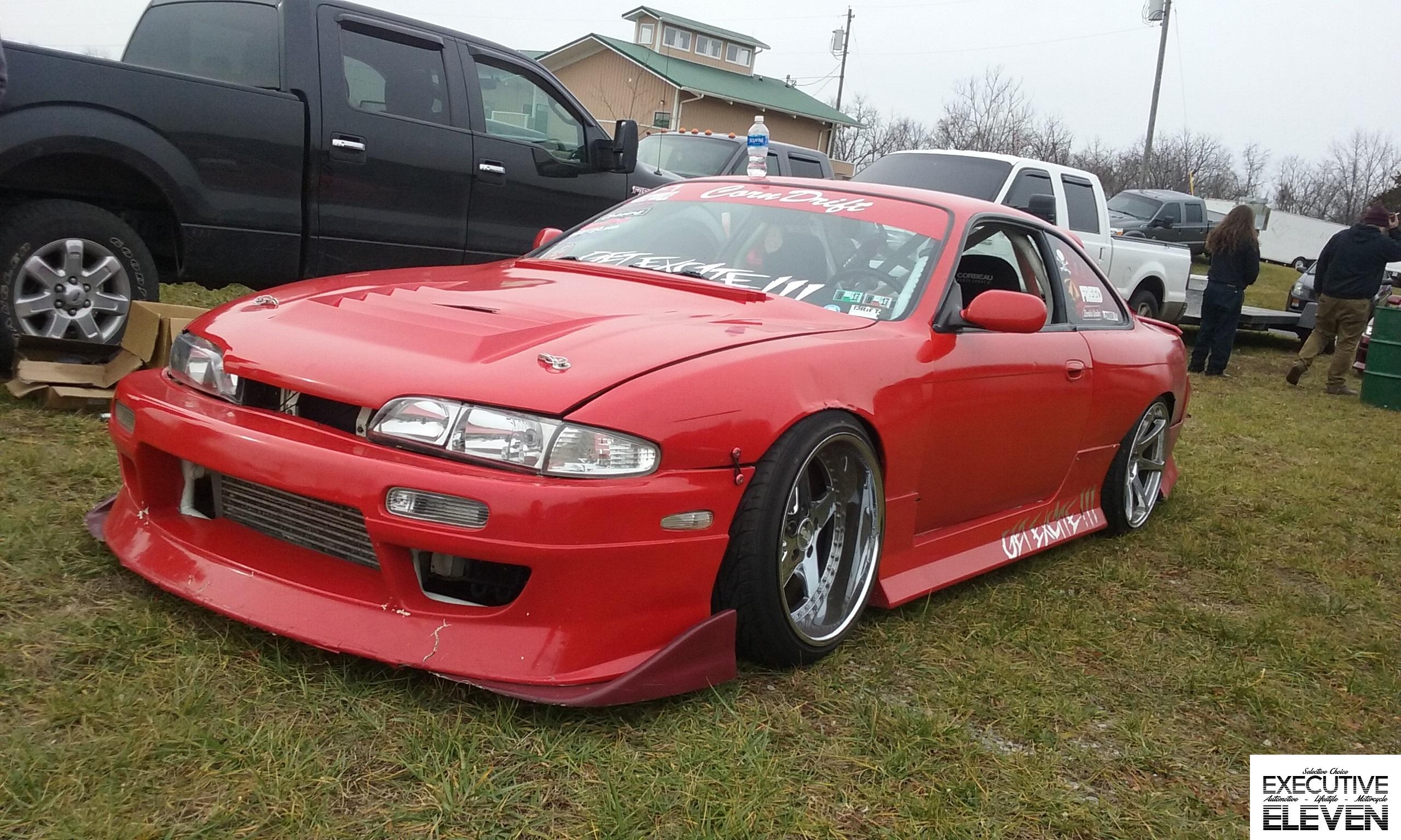 Alexs 1996 Nissan 240sx