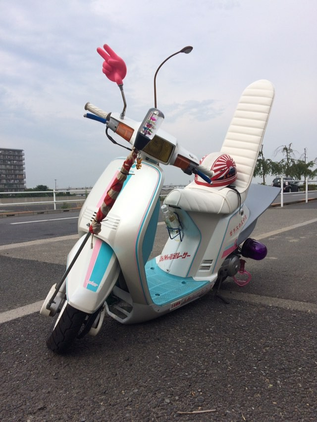 Hamana's Honda CourregesTACT