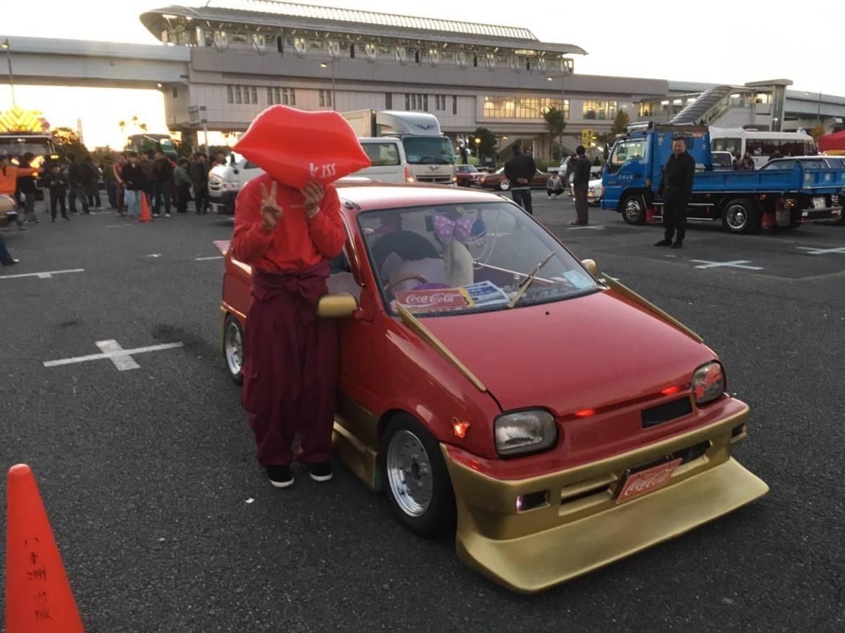 鳥海大貴's Daihatsu Mira