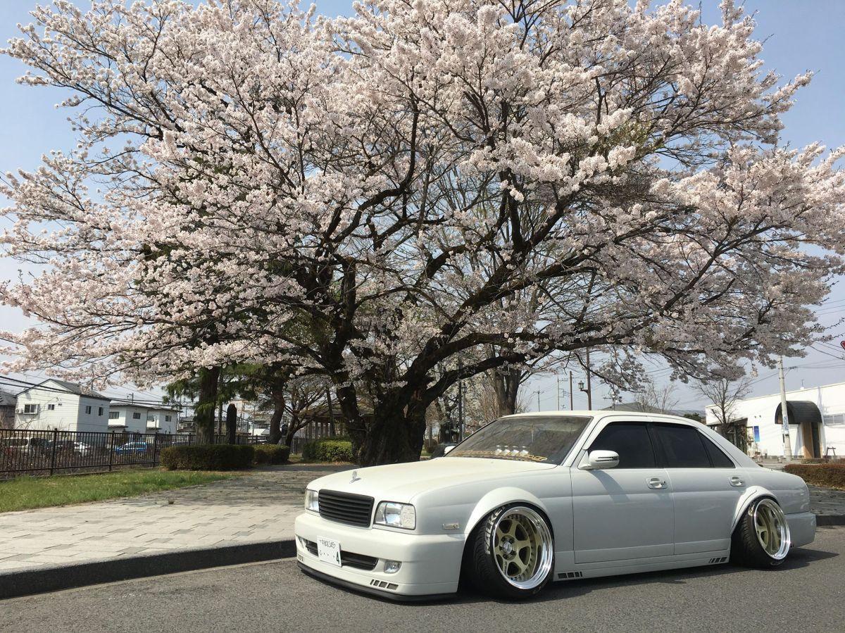 Kobayashi's Nissan Cima