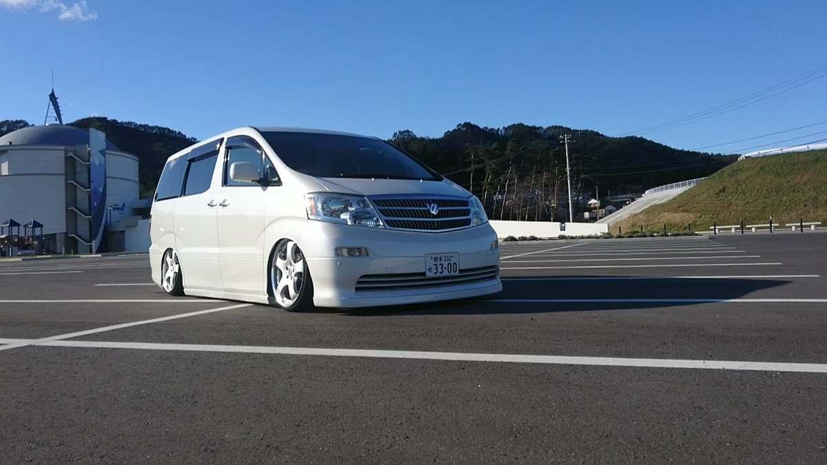Keiichi's Toyota Alphard