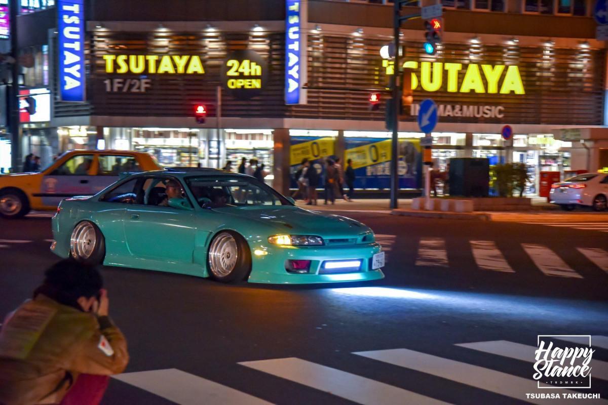Yuto's Nissan SilviaS14