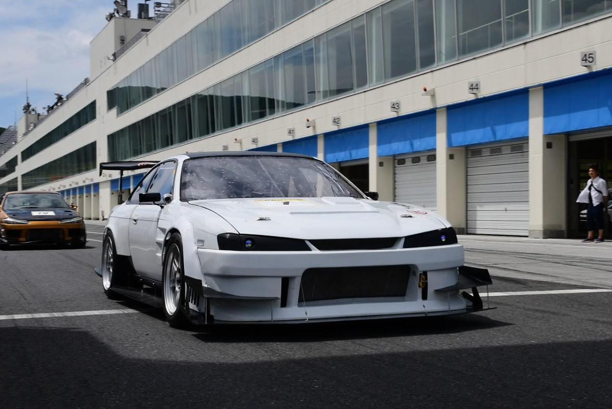 Tomoshin's Nissan SilviaS14