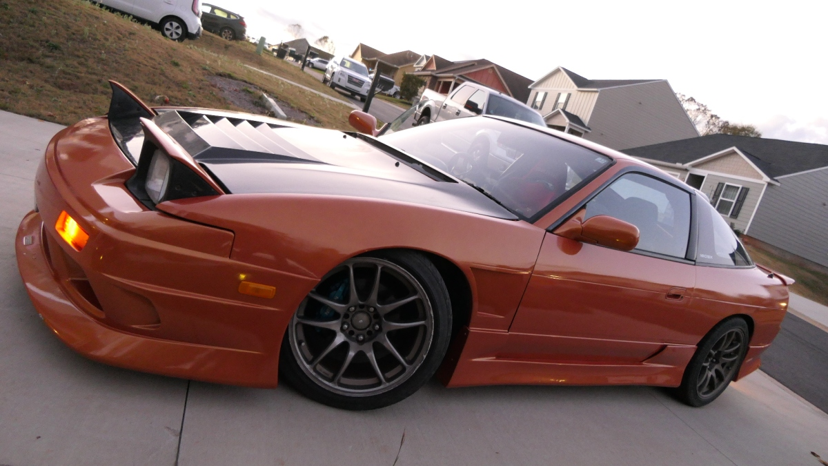 180sx For Sale – SOLD