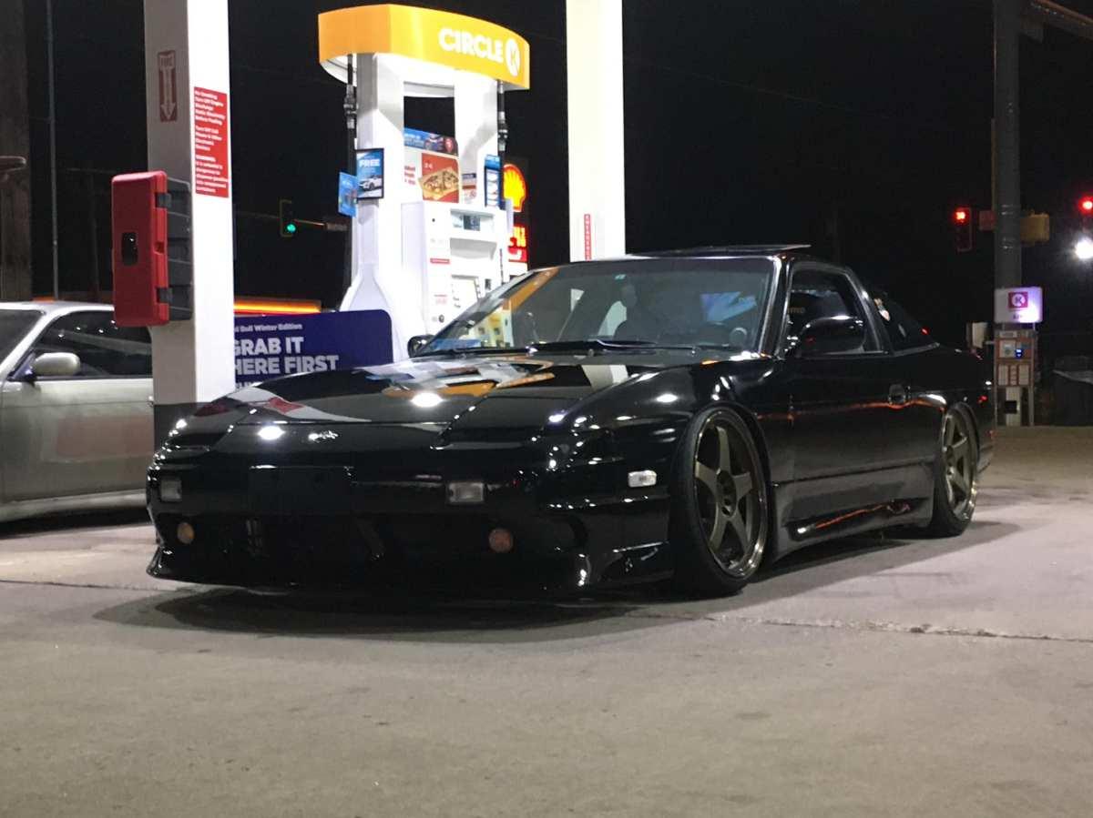 Casey's Nissan 240sx
