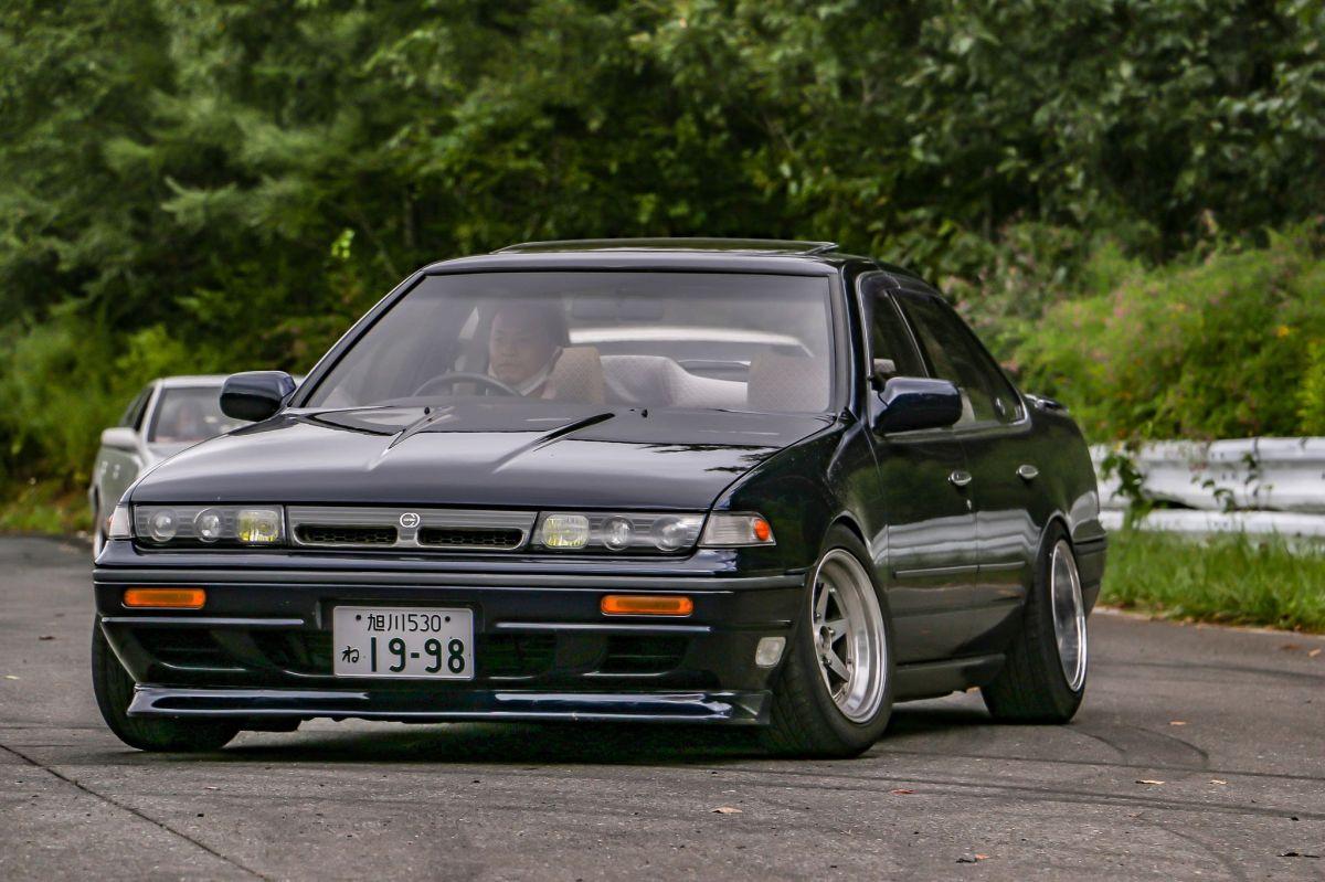 Nissan Cefiro – FullyRestored